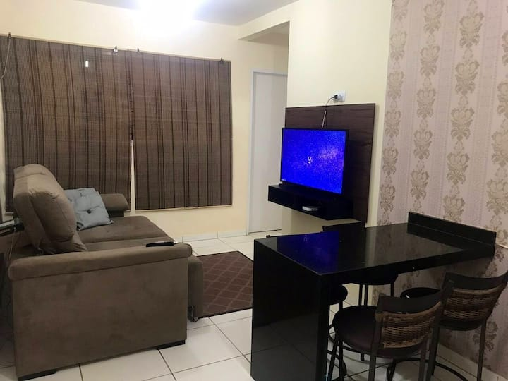 Aconchego do seu lar!!! Apartamento exclusivo.