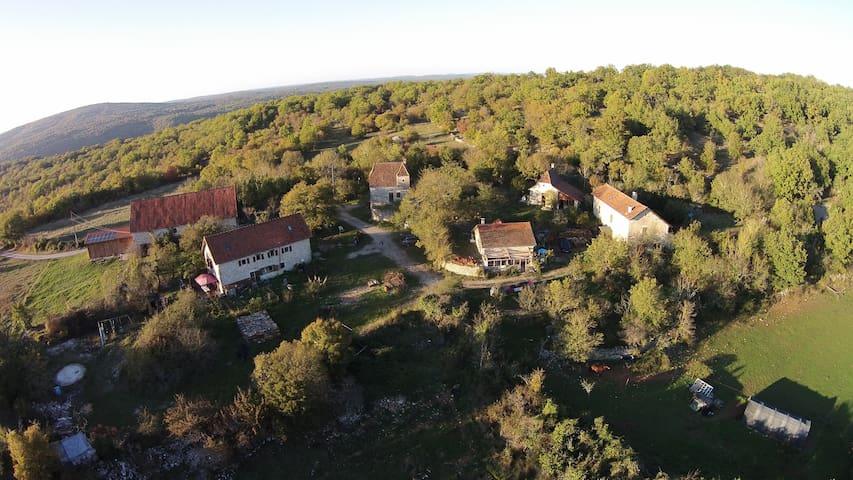 La Quercynoise - Corn - Casa