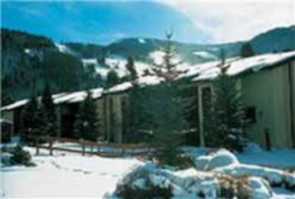 You are walking distance (5 mins) to the village, ski lifts, the free bus line that takes you throughout Vail (even goes to Lionshead) via the beautiful Gore Creek Path.
