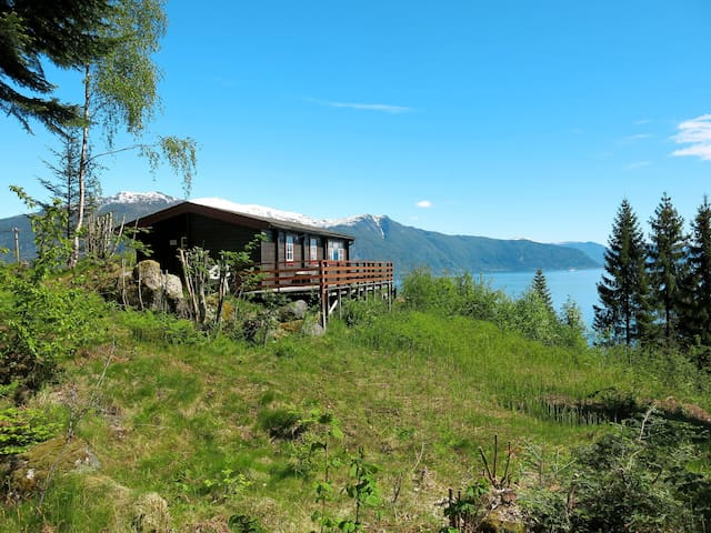 Holiday home in Balestrand for 4 persons
