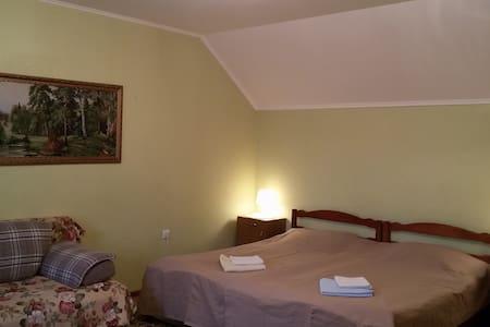 квартира для отдыхающих и гостей