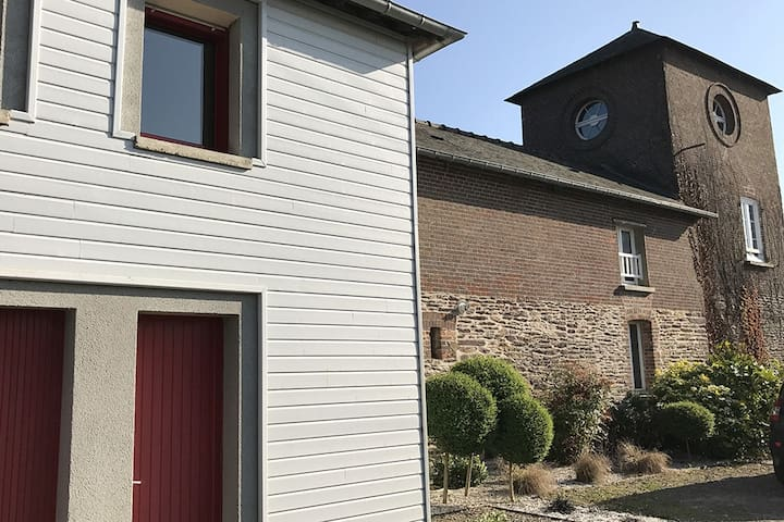 Appartement indépendant à 8mn de Rennes - Pont-Péan - อพาร์ทเมนท์