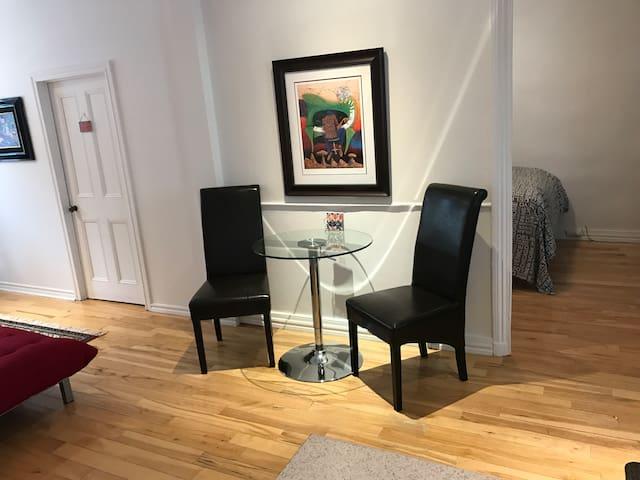Appartement complet au coeur de la ville - Ville de Québec
