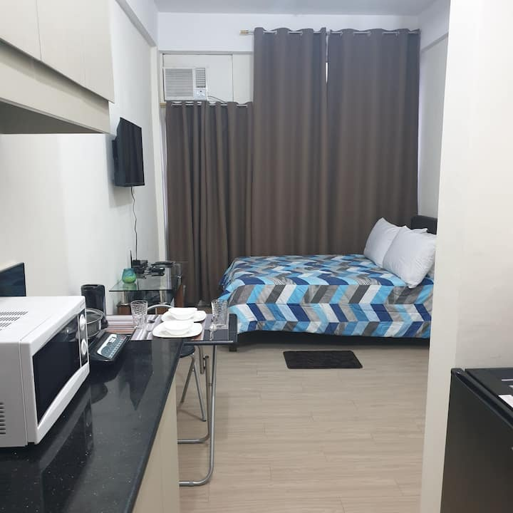 Studio, perfect for couples @ Bacoor