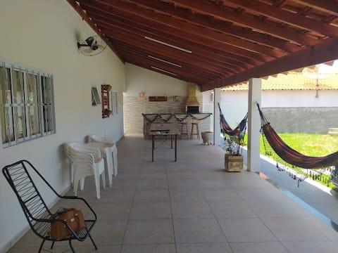 Rancho no Condomínio Jardim Itaparica-Buritama/SP