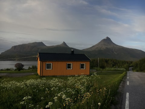 Holiday House with mountain views - Hålopveien 191
