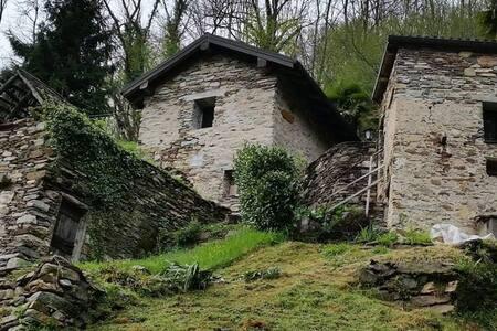 Ferienhaus CASA ACCOGLIENTE , Lago Maggiore