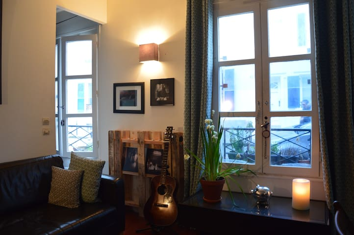 Artistic, cosy, spacious.. You'll love Montmartre!