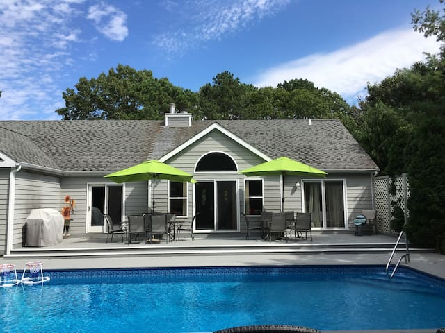 WHB Oasis in the Middle of It all - Westhampton Beach - Casa