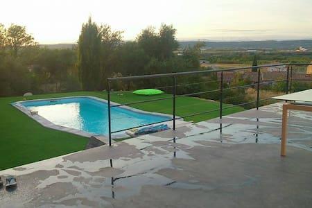 Belle villa neuve avec piscine - Ferrals-les-Corbières - Дом