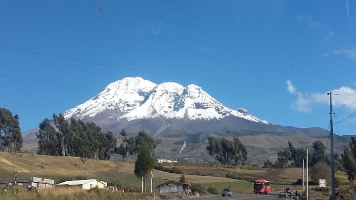 Suite confortable, independiente-Riobamba Ecuador