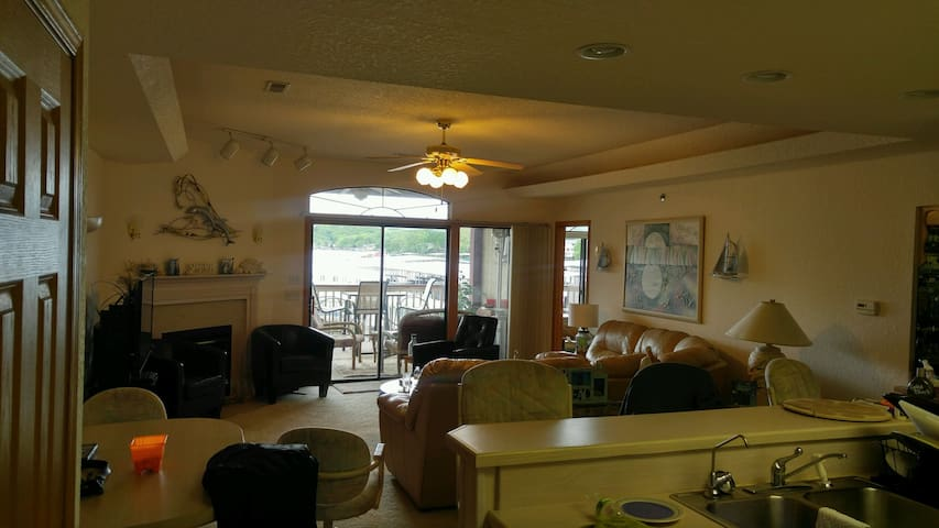 Lake Ozark Walk in Unit,  BEST LOCATION PERIOD!