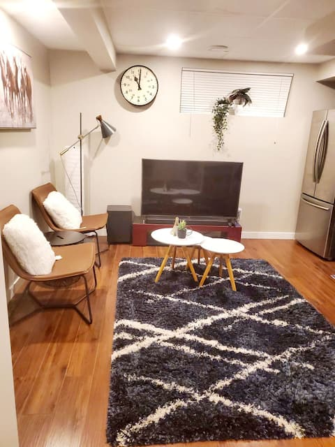 Cozy suite with separate entrance