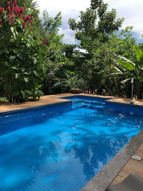 Exuberante casa de campo em Taquaruçu (Palmas)