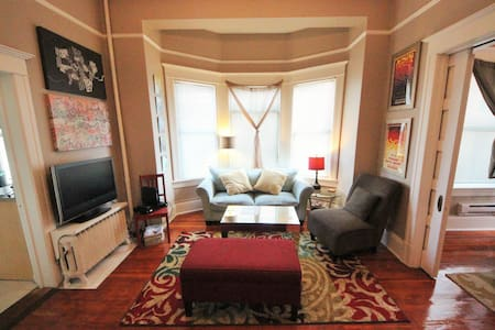 Great Space & Location + View! - Seattle - Apartment
