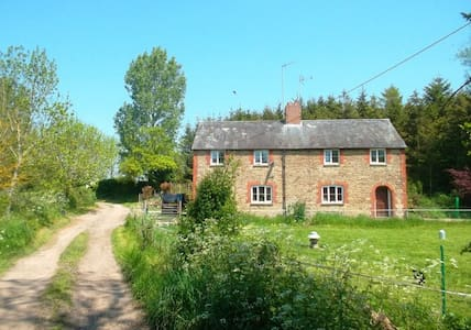 Charming Cottage with Single Room near Oxford - Longworth - 独立屋