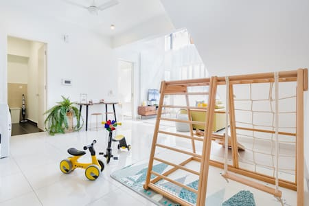 [LUXURY]Duplex|Summer'Nest|Legoland|Family|6-7pax
