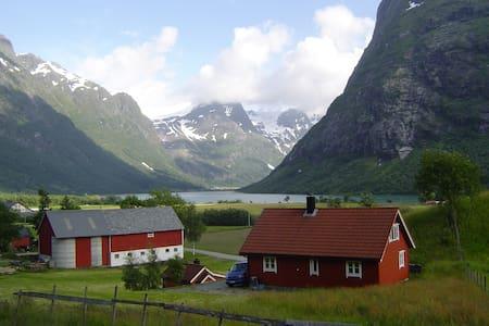 Aud`s Cottage Sandal, Byrkjelo, Nordfjord