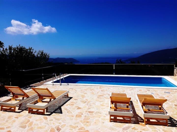Perfect silence  StoneVila Bela Vista private pool