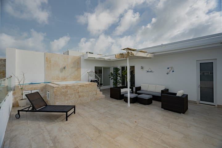 Spacious 3BDR Penthouse in Punta Cana