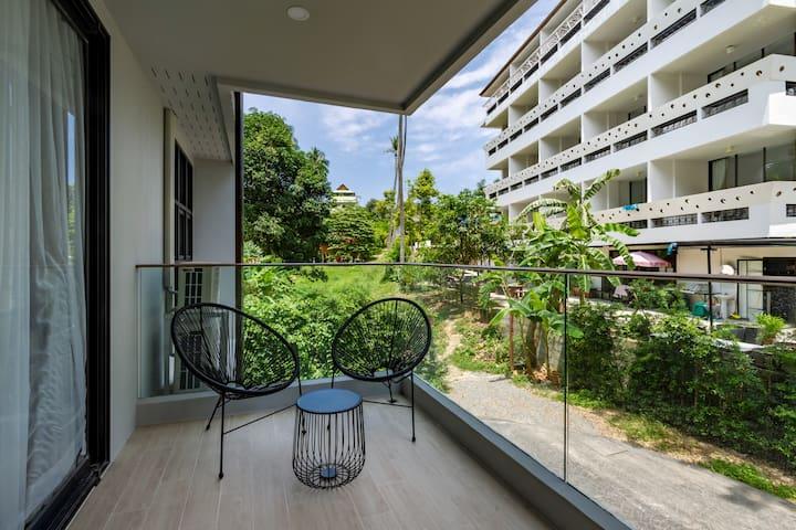 NEW 1 BR apartments near Surin Beach