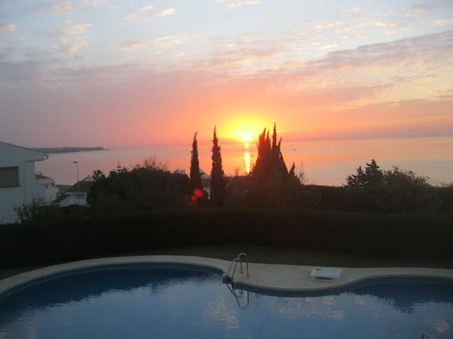 Torrenueva apartment stunning views - Mijas - Lejlighed