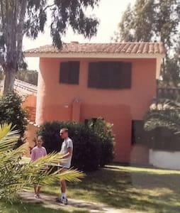 SARDEGNA  Casa CABRAS - Haus