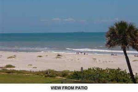 Oceanfront Condo - Cocoa Beach - Departamento