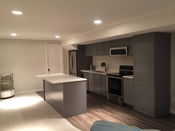 East Kelowna 2 Bed Walkout Suite