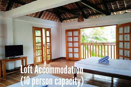 LOFT Langtaran Grove White Beach Resort