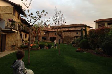 La Casa Ponca - Giassico - 獨棟