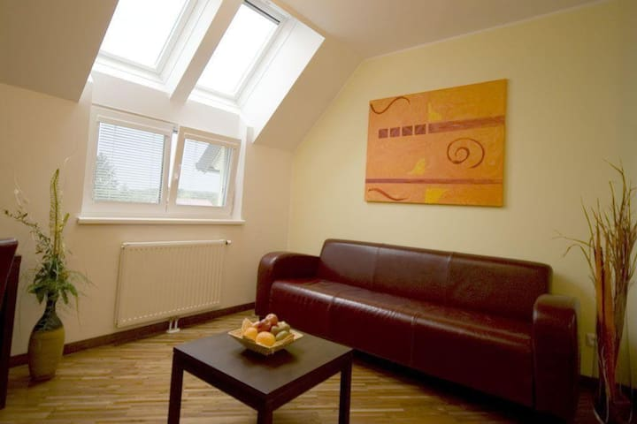Apartment ideal für 2 in Schwechat