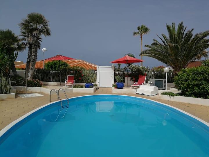 Precious villa seaview