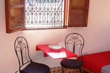 New! studio / private terrace! Heart medina Fez!