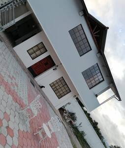 Second floor apt. 10 minutes walk from Cotacachi.