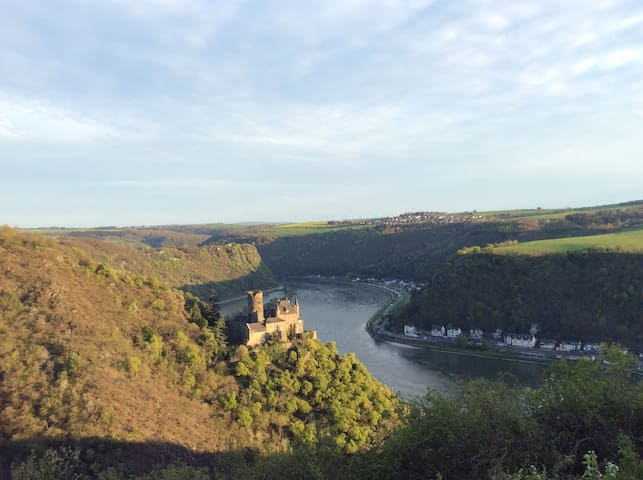 Appartment with view to Loreley   - Patersberg