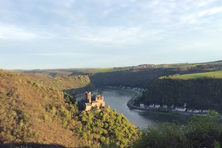 Appartment with view to Loreley   - Patersberg - Rumah