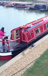 Cozy, tranquil country location - Napton on the Hill - Boat