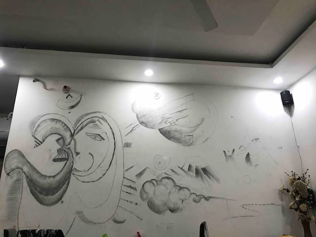 Apartment for Remote working and Stay in Varanasi