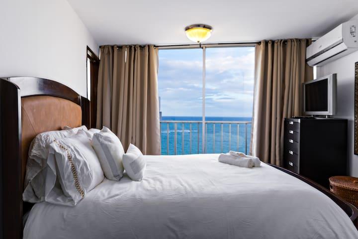 VIP Pristine Ocean View Luxury 2BED Prime Condado