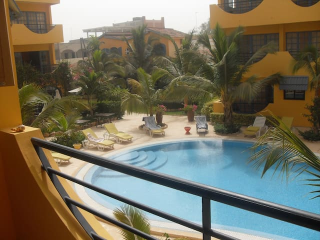 Appartement Saly Portudal Mbour Senegal - Mbour - Appartement