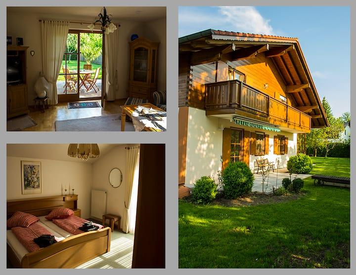 5***** Landhaus in Breitbrunn/Chiemsee