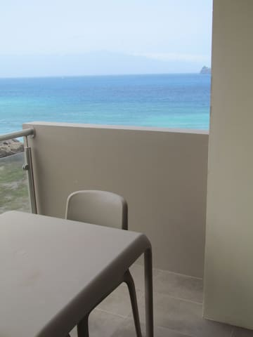 Beautiful 1 bedroom Apartment - Ocean view