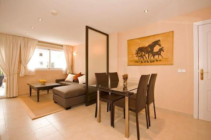La Alcazaba exceptional 1 bedroom apartment