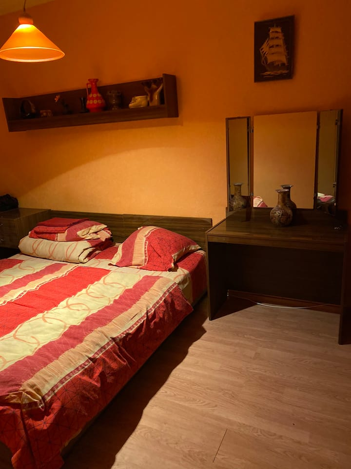 Сдается уютная квартира в Вентспилсе.