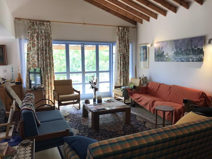 Bright and cosy house in Agros