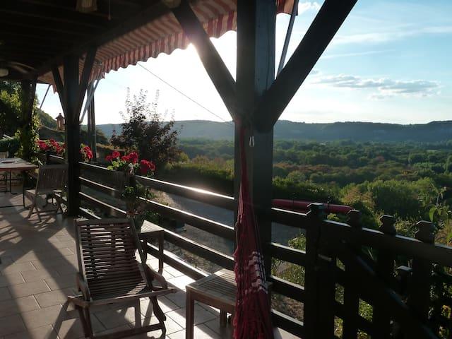 Balcon sur la Dordogne - Vayrac - Haus