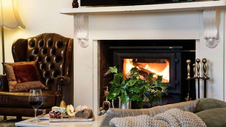 Rosemary Cottage | Terrace Apartment | Wood Fire | Cosy | NEW LISTING