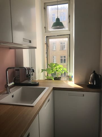 Cozy Apartment close to downtown