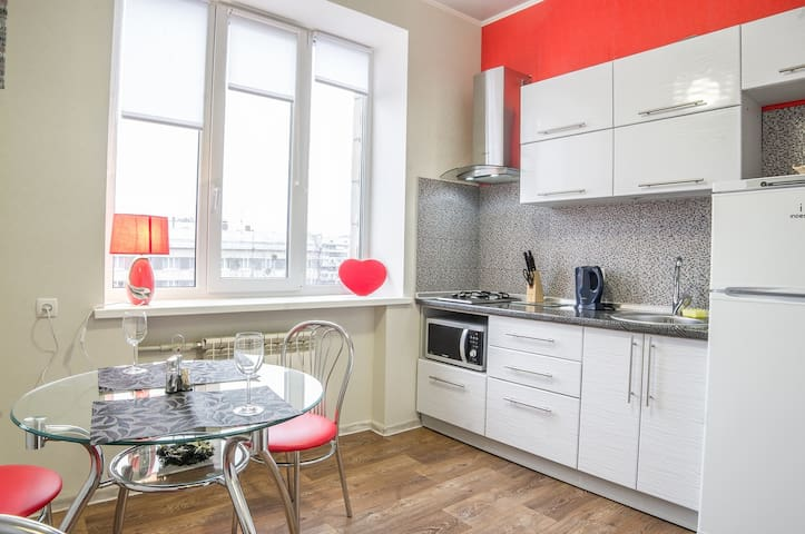 Bright apartment in the best area